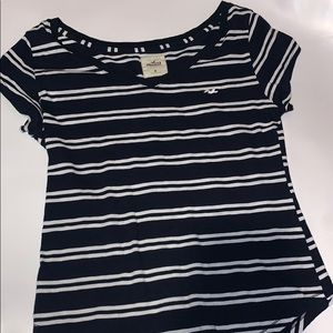 Tops - Hollister Striped Tee